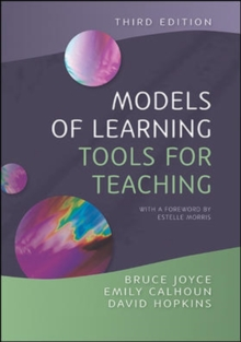 Models of Learning, Tools for Teaching, Paperback / softback Book