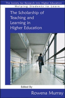 The Scholarship of Teaching and Learning in Higher Education, Paperback / softback Book