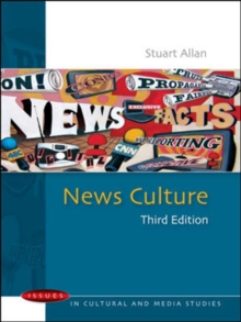 News Culture, Paperback / softback Book