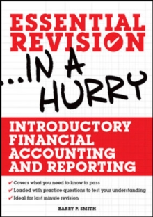 Introductory Financial Accounting and Reporting, Paperback Book