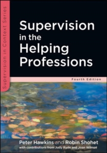 Supervision in the Helping Professions, Paperback Book