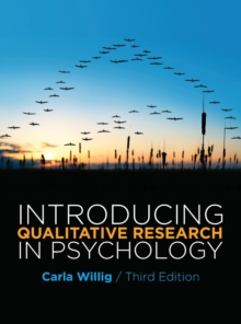 Introducing Qualitative Research in Psychology, Paperback Book