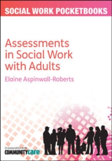 Assessments in Social Work with Adults, Paperback Book