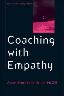 Coaching with Empathy, Paperback / softback Book