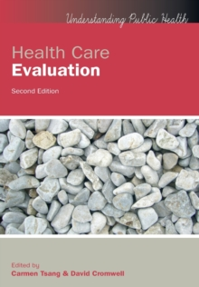 Health Care Evaluation, Paperback / softback Book