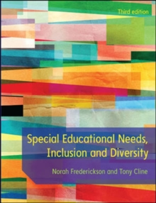Special Educational Needs, Inclusion and Diversity, Paperback Book