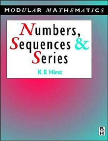 Numbers, Sequences and Series, Paperback Book