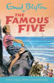 Famous Five: Five Fall Into Adventure : Book 9, Paperback Book