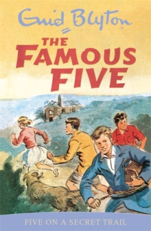 Famous Five: Five On A Secret Trail : Classic cover edition: Book 15, Paperback Book