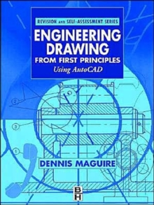Engineering Drawing from First Principles : Using Autocad, Paperback Book