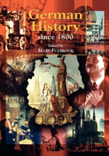 German History Since 1800, Paperback Book