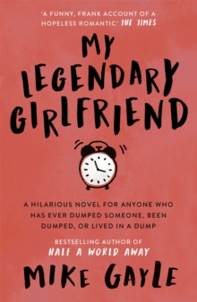 My Legendary Girlfriend, Paperback Book