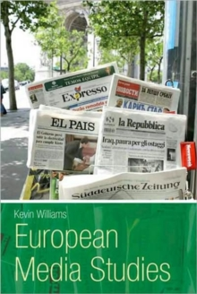 European Media Studies, Paperback / softback Book