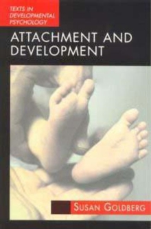 Attachment and Development, Paperback / softback Book