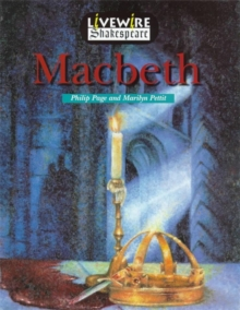 Shakespeare Graphics: Macbeth, Paperback Book
