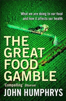 The Great Food Gamble, Paperback Book