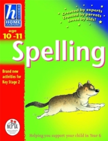 Age 10-11 Spelling : Age 10-11, Paperback Book