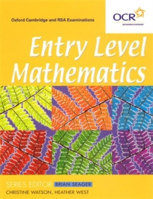 Entry Level Mathematics, Paperback Book
