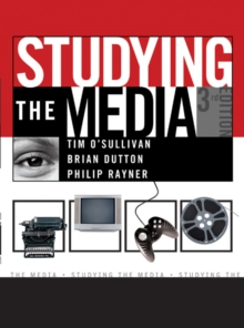 Studying the Media : An Introduction, Paperback Book