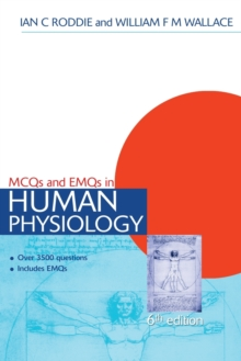 MCQs & EMQs in Human Physiology, 6th edition, Paperback / softback Book