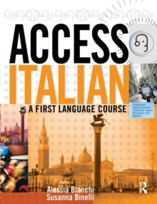 Access Italian : A First Language Course, Paperback Book