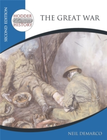 Hodder 20th Century History: The Great War, Paperback Book
