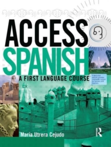 Access Spanish : A first language course, Hardback Book
