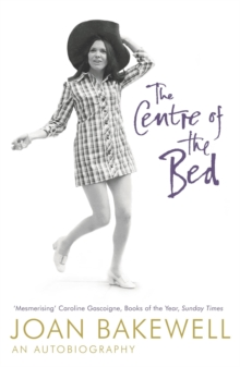 The Centre of the Bed, Paperback Book