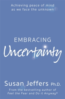 Embracing Uncertainty, Paperback Book