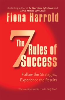 The Seven Rules of Success, Paperback Book