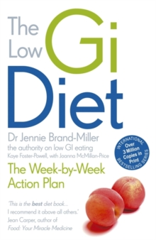The Low GI Diet, Paperback Book