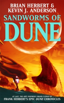 Sandworms of Dune, Paperback Book