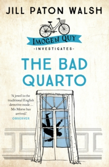 The Bad Quarto : Imogen Quy Book 4, Paperback Book