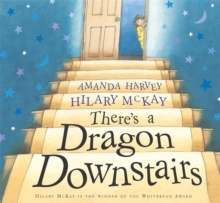 There's a Dragon Downstairs, Paperback Book