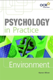 Psychology in Practice: Environment, Paperback Book