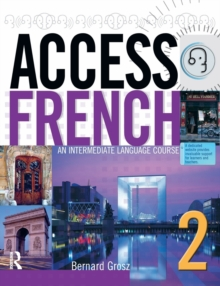 Access French 2 : An Intermediate Language Course, Paperback Book