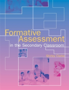 Formative Assessment in the Secondary Classroom, Paperback Book