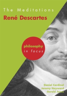 The Meditations: Rene Descartes, Paperback Book