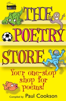 The Poetry Store, Paperback Book
