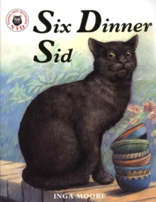Six Dinner Sid, Paperback Book