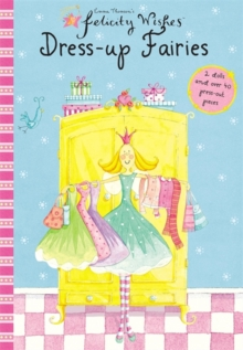 Dress-Up Fairies, Paperback Book