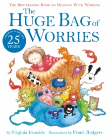 The Huge Bag of Worries, Paperback / softback Book