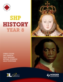 SHP History Year 8 Pupil's Book, Paperback Book
