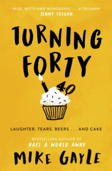 Turning Forty, Paperback Book