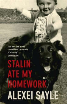 Stalin Ate My Homework, Paperback Book
