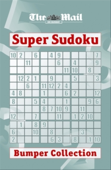 Mail On Sunday Supersudoku, Paperback / softback Book