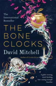 The Bone Clocks, Paperback Book