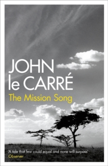 The Mission Song, Paperback Book