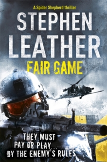 Fair Game : The 8th Spider Shepherd Thriller, Paperback Book