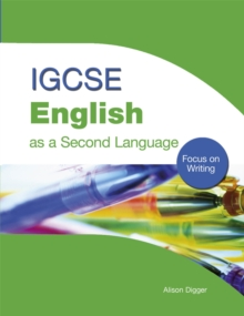 IGCSE English as a Second Language : Focus on Writing, Paperback Book
